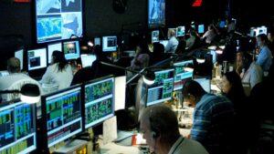 A NASA Goddard űrrepülési központja Greenbeltben