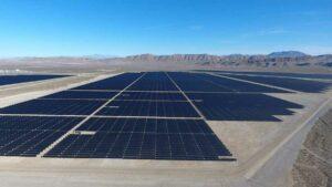Apex Solar Napenergia telep