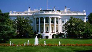 Fehér ház Déli oldal, President Park