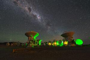 ALMA = Atacama Large Millimeter/submillimeterArray